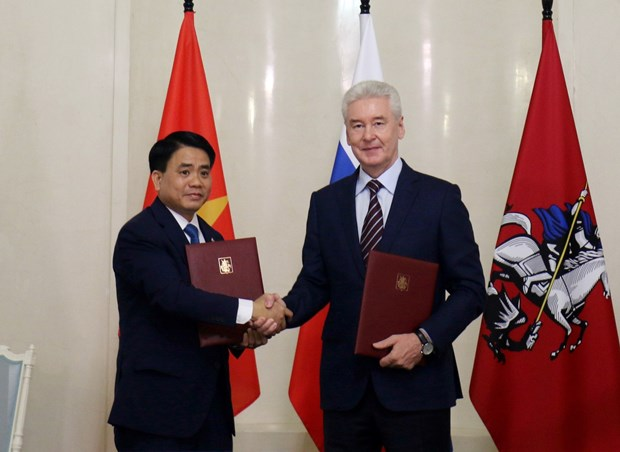 Hanoi, Moscow enhance multifaceted cooperation hinh anh 1