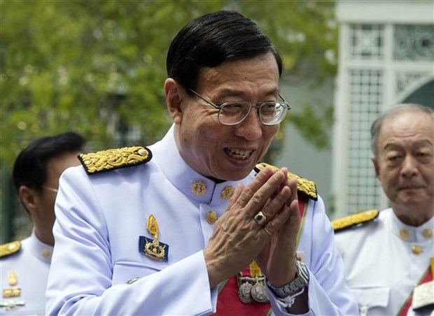 Thailand's Senate has new speaker hinh anh 1