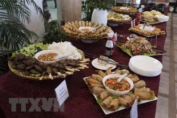 Vietnamese culinary culture introduced in Moscow hinh anh 1