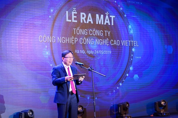 Viettel group establishes seventh subsidiary hinh anh 1