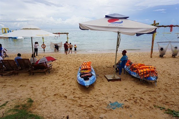 Travel firms offer promotions for summer tours hinh anh 1