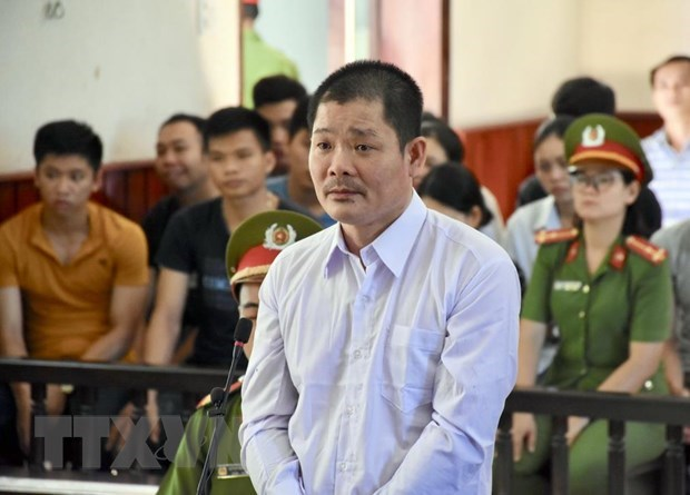Anti-State agitator sentenced to six-year imprisonment hinh anh 1