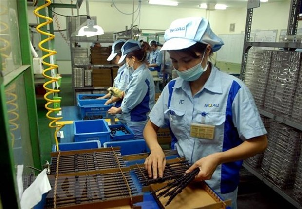 Committed FDI inflow to Vietnam hits four-year high hinh anh 1