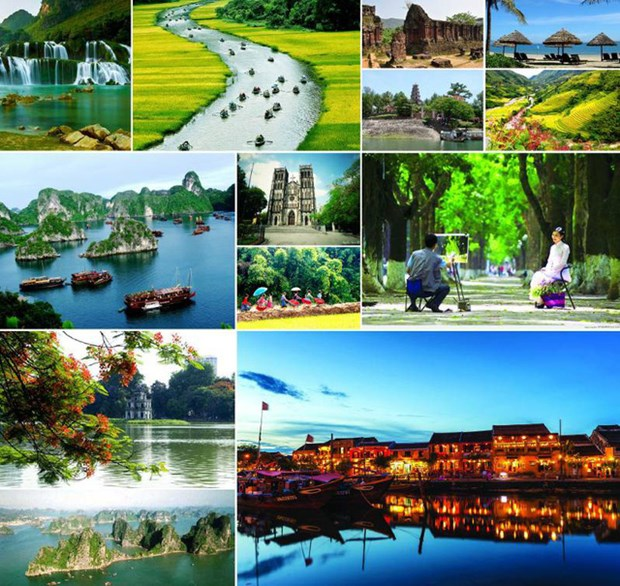 Vietnamese tourism to be promoted in Taiwan hinh anh 1