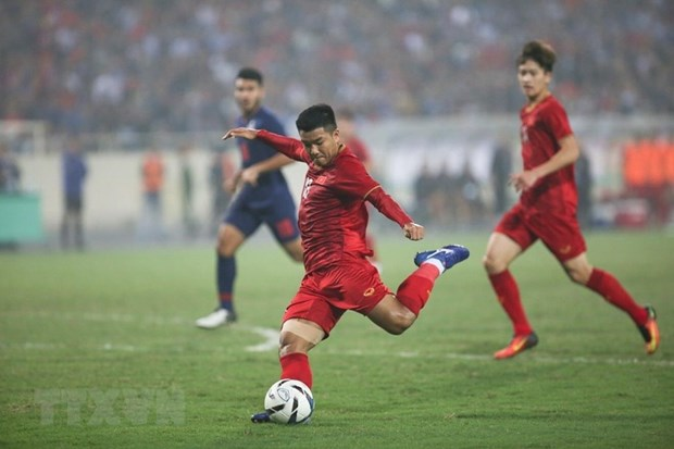Tickets for Vietnam-Myanmar friendly match to go on sale hinh anh 1