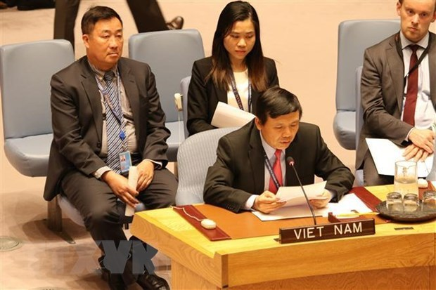 UN Security Council membership enables Vietnam to contribute more to UN hinh anh 1