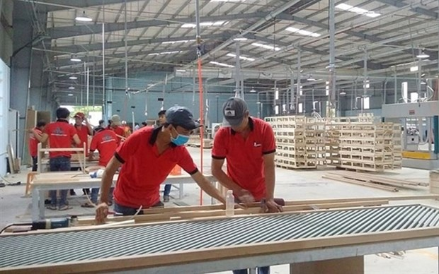 Vietnam's wood exports soar to nearly 3.12 billion USD hinh anh 1