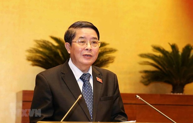 Bill on public investment under hot debate at National Assembly on May 28 hinh anh 1