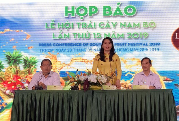 Southern Fruit Festival to highlight Vietnamese fruit brands hinh anh 1