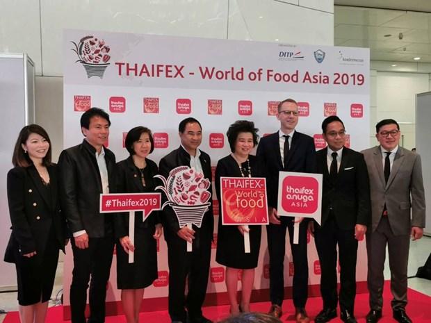 THAIFEX - World of Food Asia 2019 kicks off in Bangkok hinh anh 1