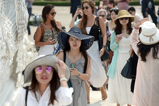 Thailand: Tourist number projection remains at 40 million hinh anh 1