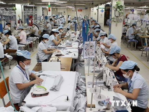 Bloomberg: Vietnam's goods exports to US surge hinh anh 1