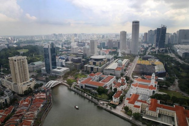 Singapore ranks first in competitive economies worldwide hinh anh 1