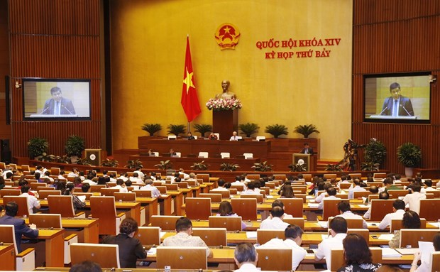 Vietnam's joining in ILO convention, amended labour code to be deliberated hinh anh 1