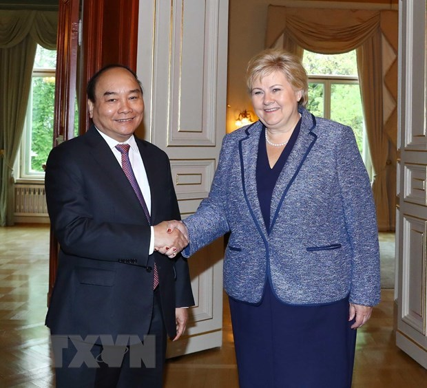 Prime Minister's Russia, Norway, Sweden trip a success hinh anh 1