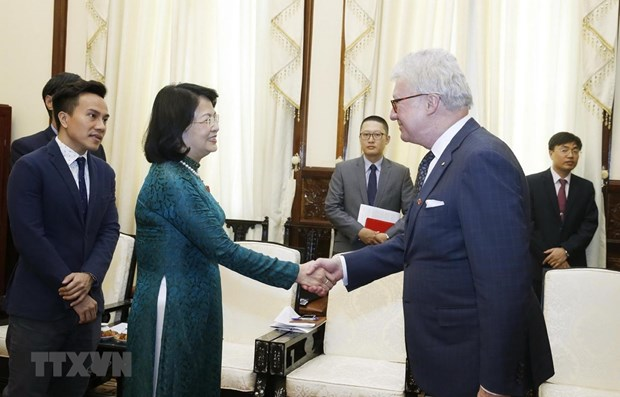 Vietnam values cooperation with Australia: official hinh anh 1