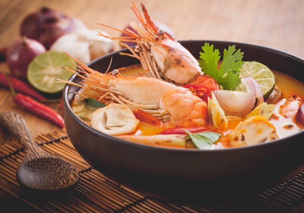 Thai Culture Ministry wants Tom Yum Kung on UNESCO's intangible cultural heritage list hinh anh 1