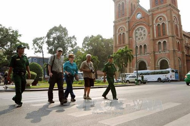HCM City to build more pedestrian streets hinh anh 1