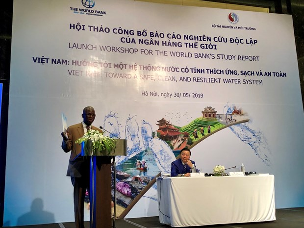 Vietnam works towards safe, clean, resilient water system hinh anh 1