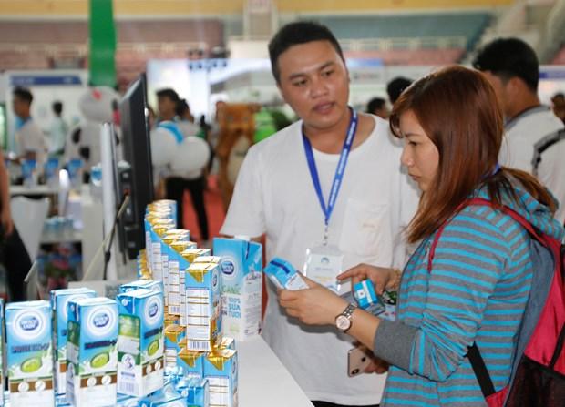 Vietnam Dairy 2019 kicks off in Ho Chi Minh City hinh anh 1