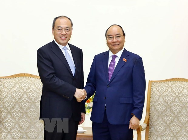 PM, Yunnan Governor discuss ways to boost economic ties hinh anh 1