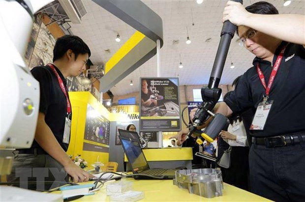 Vietnam-Japan supporting industry exhibition to take place in August hinh anh 1