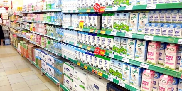 Vietnam's dairy industry to boost exports hinh anh 1
