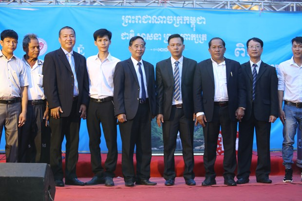 Khmer – Vietnam Association chapter has new executive board hinh anh 1
