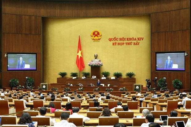Lawmakers hail socio-economic achievements of 2018 during May 31 discussions hinh anh 1