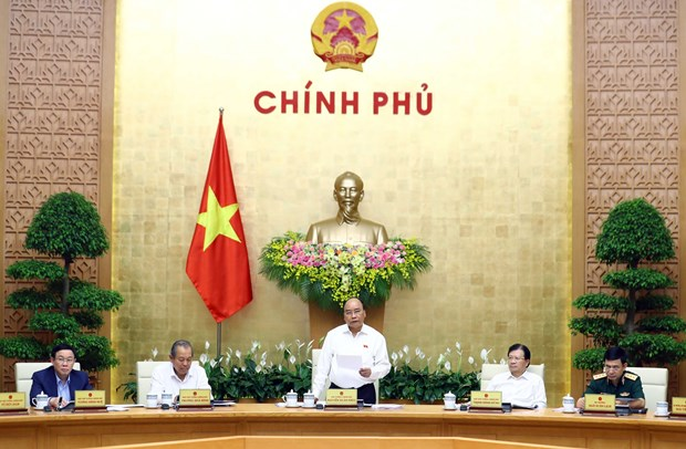 Government determined to fulfil set goals: PM hinh anh 1