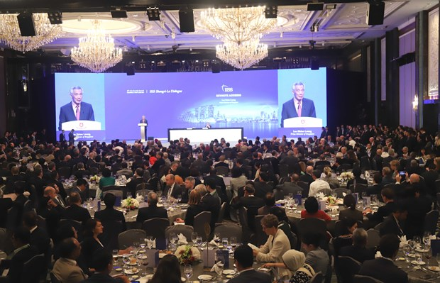 18th Shangri-La Dialogue opens in Singapore hinh anh 1