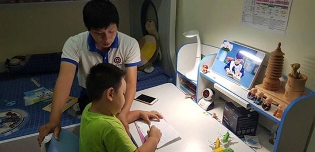 Tech startup helps children prevent myopia hinh anh 1