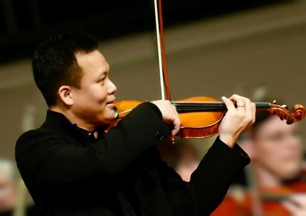 HCM City concert features German composers' works hinh anh 1