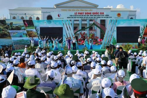 Vietnam Sea and Island Week launched in Bac Lieu hinh anh 1