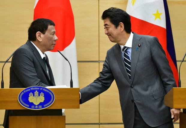 Japan, Philippines to work for free, open Indo-Pacific hinh anh 1