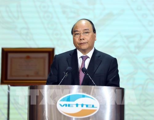 PM wants Viettel to enter world top 10 telecom firms by 2025 hinh anh 1