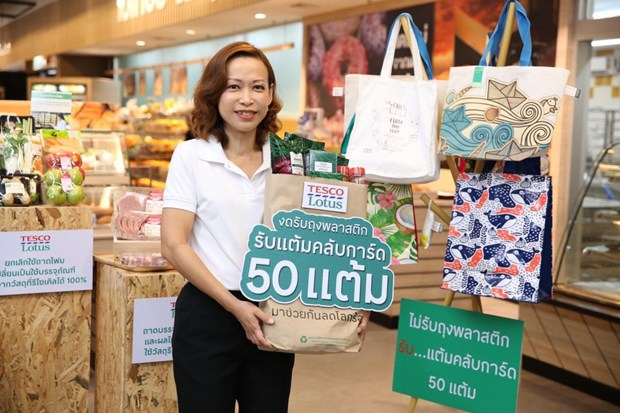 Thailand: Tesco Lotus to discontinue foam food container usage hinh anh 1