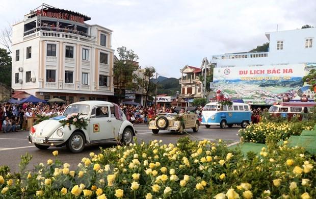 Bac Ha Plateau Festival kicks off hinh anh 1