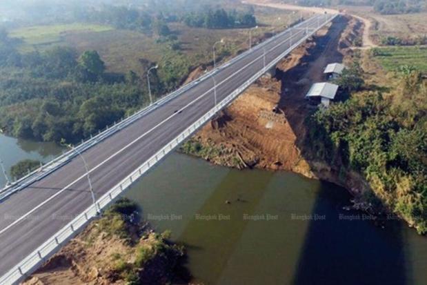 Thailand-Myanmar boost cross-border transport hinh anh 1