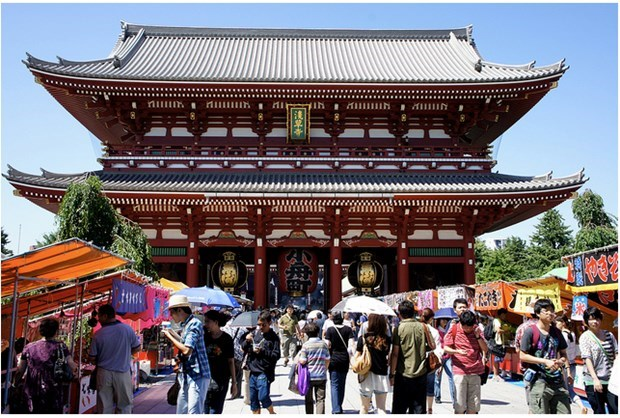 Southeast Asia – key market helps Japan achieve 2030 tourism target hinh anh 1