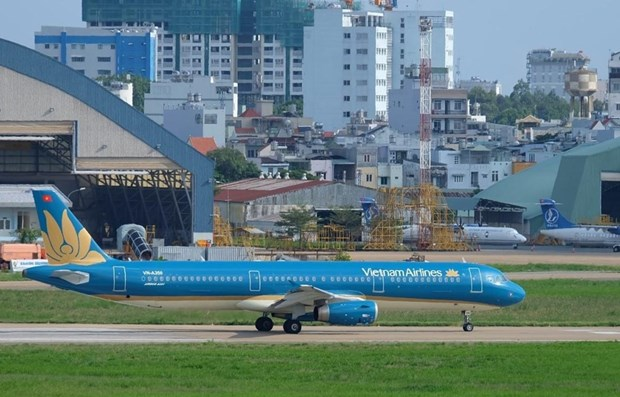 Vietnam Airlines to launch Da Nang-Busan direct route hinh anh 1