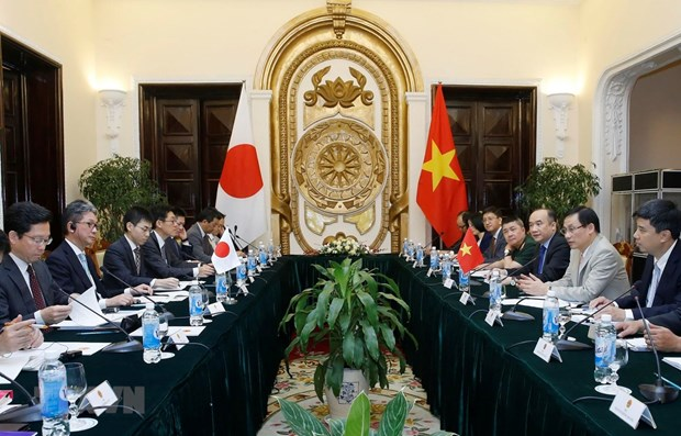 Vietnam, Japan seek to enhance extensive strategic partnership hinh anh 1