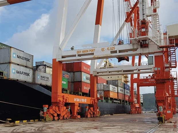Vinalines buys backs 75 percent stake in central port hinh anh 1