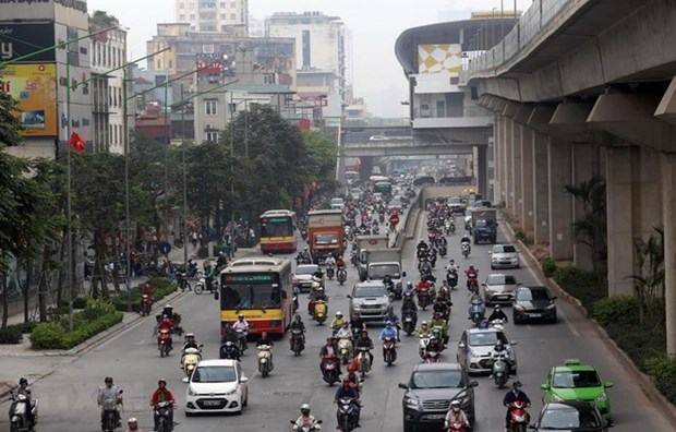 Hanoi strives to reduce greenhouse gas emissions hinh anh 1