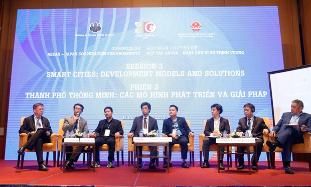 Symposium seeks to strengthen ASEAN-Japan strategic partnership hinh anh 1