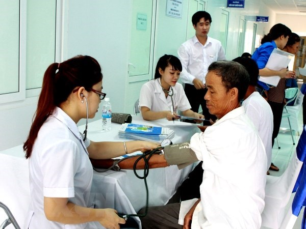 HCM City boosts medical cooperation with RoK's Gyeonggi province hinh anh 1