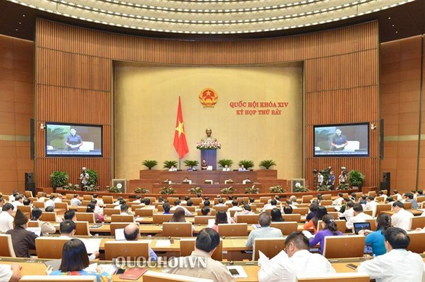 Q&A session begins on 12th day of NA's seventh sitting hinh anh 1