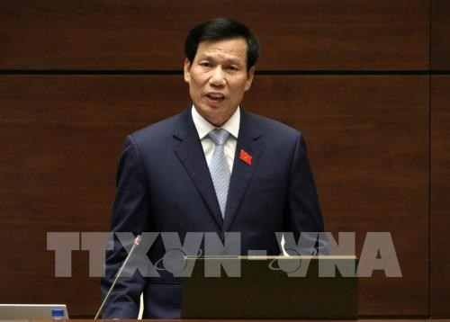 NA Q&A session: deputies scrutinize national tourism competitiveness hinh anh 1