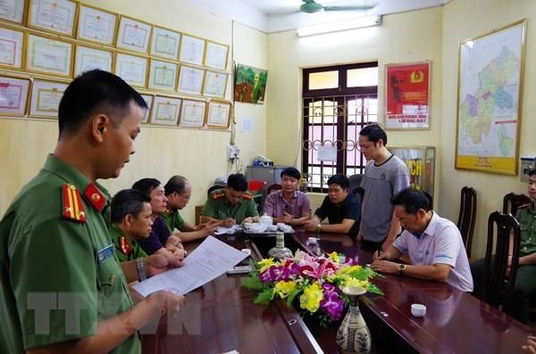 Five to be prosecuted in exam cheating scandal in Ha Giang hinh anh 1