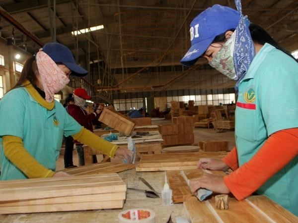 Vietnamese SMEs shown how to enter global supply chains hinh anh 1